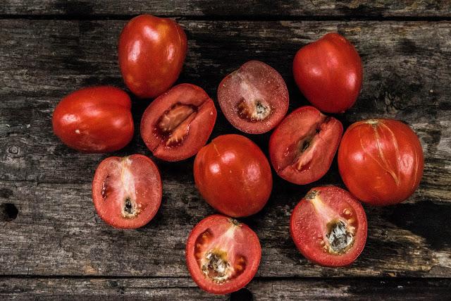 Tomater ruttnar Farbror Grön