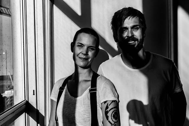 Två odlare emellan Sara Bäckmo Johannes Wätterbäck