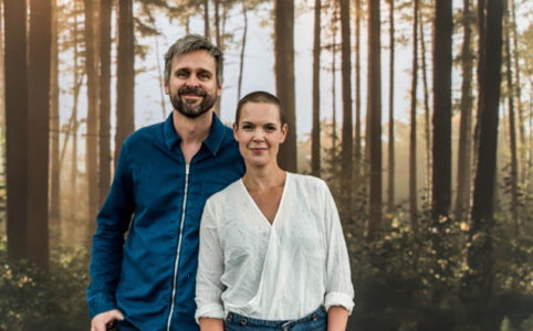 podcasten Två odlare emellan med Sara Bäckmo och Johannes Wätterbäck