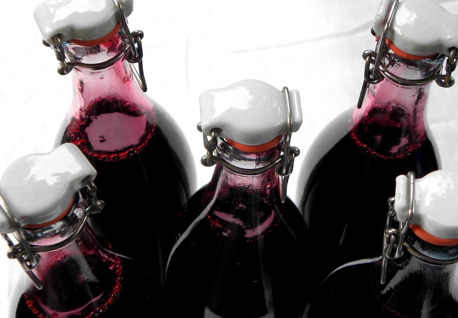 Vinbärssaft