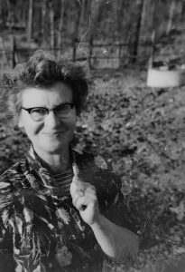 Johannes mormor