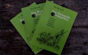 Böckerna i serien Den biologiska trädgården av Nils Åkerstedt